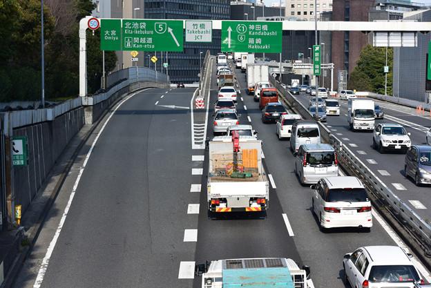 竹橋JCT