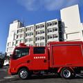 Photos: 消防団車両