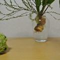 写真: 花器アップ