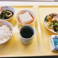 Photos: 入院朝ごはん