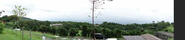 写真: 伊豆ぐらんぱる公園からパノラマ