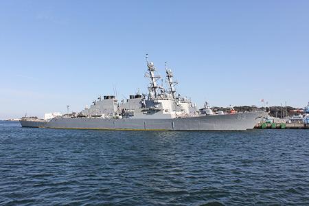 タイコンデロガ級ミサイル巡洋艦カウペンス 230109