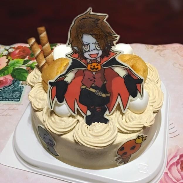 TERUキュラ伯爵 キャラケーキ