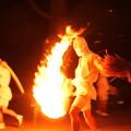 写真: 炎の奇祭・タバンカ祭り