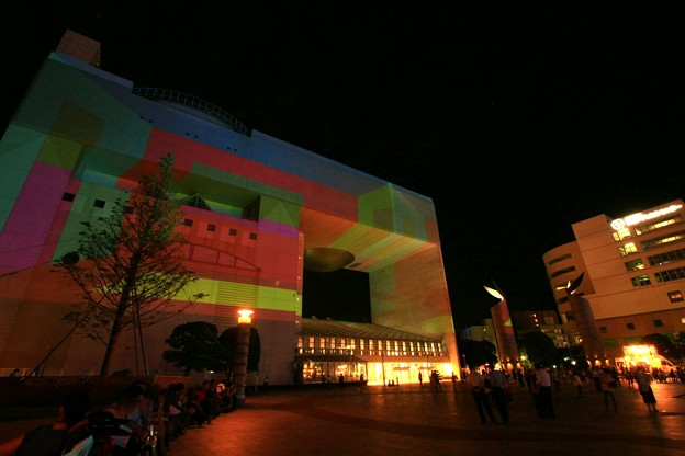 茨城県北芸術祭 011  日立シビックセンター