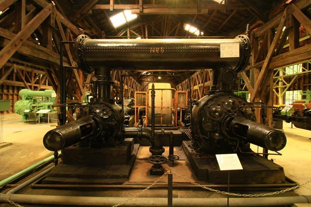日鉱記念館 鉱山資料館