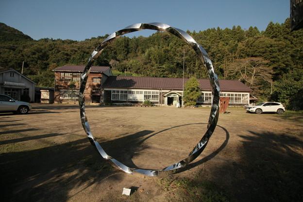 Photos: 茨城県北芸術祭 409  初原小学校