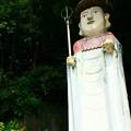 日本一大きな地蔵尊  大子地蔵尊