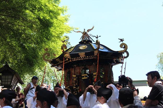 28.7.18塩竈みなと祭(その2)