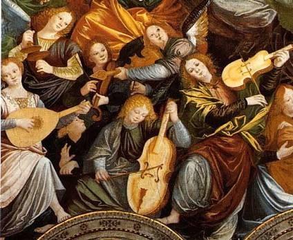 東京・中野・練馬・江古田、ヴァイオリン・ヴィオラ・音楽教室 天使様のヴァイオリン