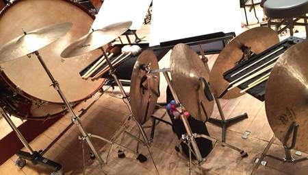 東京・中野・練馬・江古田、ヴァイオリン・ヴィオラ・音楽教室 打楽器