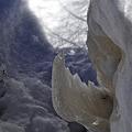 Photos: 綺麗なしぶき氷