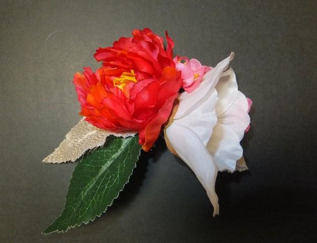写真: 造花2