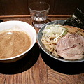 写真: 赤坂の黒椿というラーメン屋...