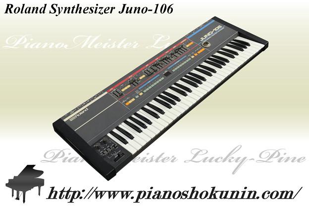 2017.02.10 Roland Juno-106
