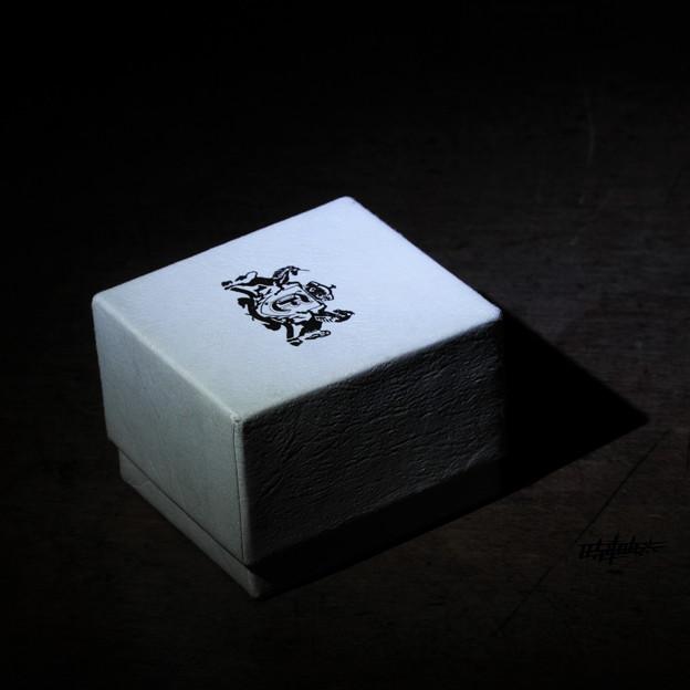 Photos: 【第113回モノコン】謎の箱