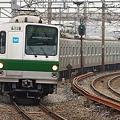 東京メトロ千代田線6000系 6118F
