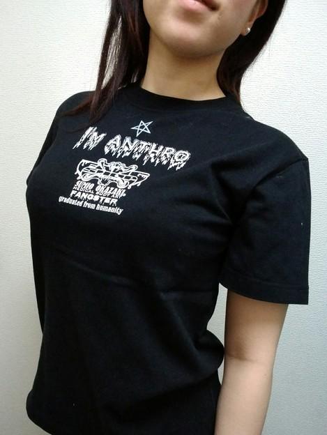 FANG SHOPオリジナル人外Tシャツ