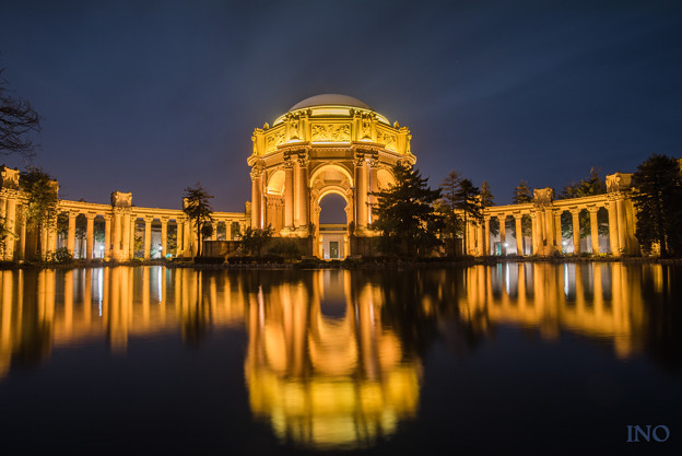 The Palace of Fine Arts Theatre
