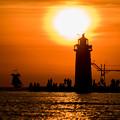 写真: Sunset Glow