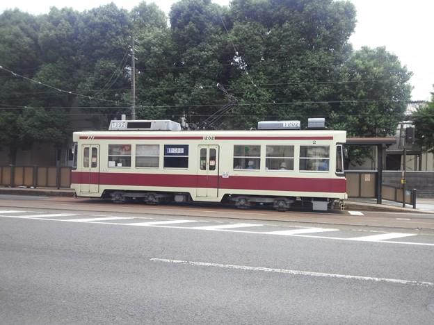 【10002号】路面電車 平成280527 #NTS1