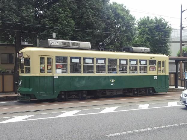 【10002号】路面電車 平成280527 #NTS2