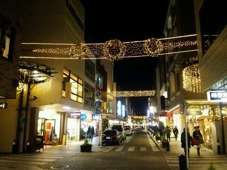 元町のクリスマス1223
