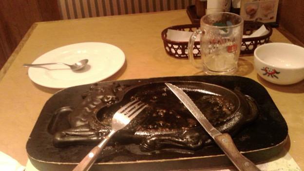 ごちそうさまでした@静岡県吉田町、炭焼きレストランさわやか吉田店