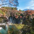 白糸の滝2016/11